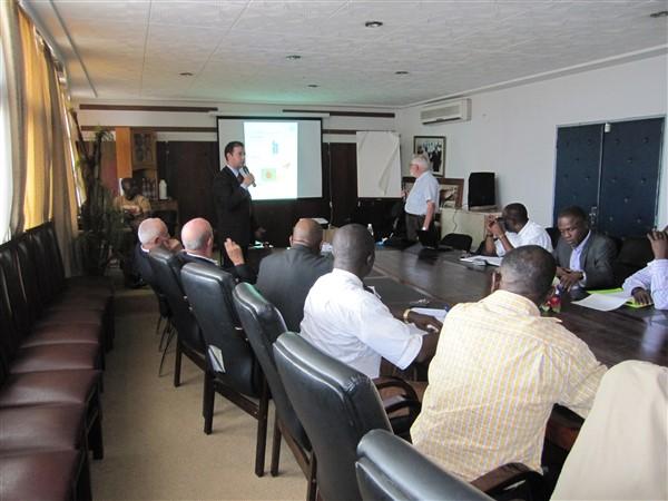 Abidjan 2009